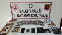 Malatya Akçadağ'da  Terör Örgütü Üyesi 2 Şahıs Yakalandı