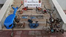 Malatya İl Jandarma Komutanlığı Hırsızlara Göz Açtırmıyor