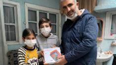Gelecek Partisi Yeşilyurt İlçe Başkanlığı , Yeşilyurt'ta Çocuklara Tablet Giyecek ve Oyuncak Yardımı Yaptı