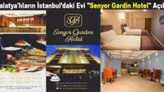 """İş İnsanı Erol Ağca """"Senyor Gardin Hotel"""" İle Turizme Atıldı"""