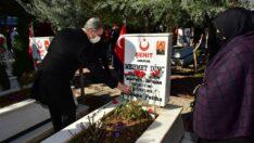 18 Mart Şehitleri Anma Günü Dolayısıyla Şehitlikte Tören Düzenlendi