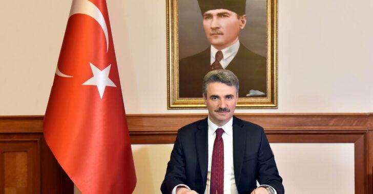 Sn Malatya Valisi  Aydın Baruş'un Ramazan Bayramı Mesajı