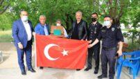 Battalgazi Belediye Başkanı Osman Güder, Ramazan Bayramı dolayısıyla şehit ve gazi ailelerini ziyaret ederek, bayramlarını tebrik etti.