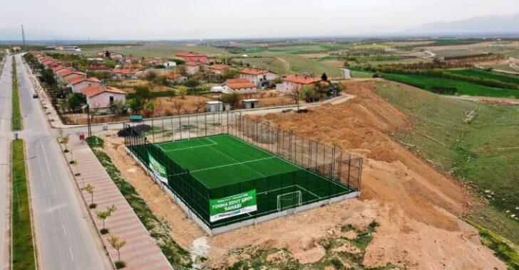 Tohma'nın Çehresi Sosyal ve Sportif Yatırımlarla Değişiyor
