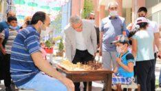 Başkan güder : Tüm Babaların Özel Gününü Kutluyorum