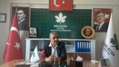 Gelecek Partisi Yeşilyurt İlçe Başkanı Erhan Demir 30 Ağustos Zafer Bayramı Dolayısıyla Bir Mesaj Yayımladı