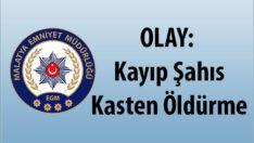 Ailesi tarafından hakkında kayıp olarak başvurusu yapılan 1980 doğumlu Nurhan ÇAVUŞ isimli şahıs 10.03.2014 tarihinden itibaren kayıp olarak aranmaktadır.