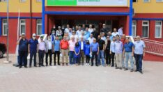 Basın Mensupları Battalgazi'deki Yatırımları Gezdi
