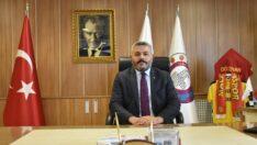 """Başkan Sadıkoğlu: """"15 Temmuz destanı yürekle yazıldı"""""""
