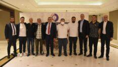 Başkan Sadıkoğlu, İstanbul'da Malatyalı İş İnsanlarıyla bir araya geldi