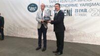 """Battalgazi Belediyesi """"Prestij Sokak Sağlıklaştırma"""" ödülü aldı"""