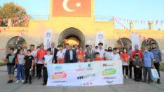 """Battalgazi Belediye Başkanı Osman Güder : """"Ulusal Herkes İçin Spor ve Sağlık Günleri"""" etkinliğine katıldı"""