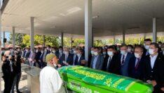 Elif Ağbaba için bugün Malatya Şehir Mezarlığında cenaze namazı kılındı