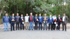 Battalgazi Belediye Başkanı Osman Güder, 1-7 Ekim Camiler ve Din Görevlileri Haftası dolayısıyla din görevlileriyle bir araya geldi